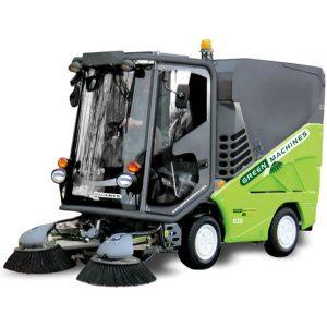 636 Green Machines Series Air Sweeper Main